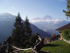 Gryon Switzerland, ahhh