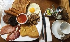 Groupon - Irish Breakfast with Tea or Coffee for One or Two at Bobos Burgers (42% Off) in Dublin 1. Groupon deal price: €7.50