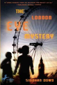 "When Ted and Kat's cousin Salim disappears from the London Eye ferris wheel, the two siblings must work together--Ted with his brain that is ""wired differently"" and impatient Kat--to try to discover what happened to Salim."