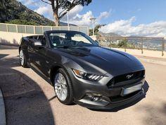 2015 Ford Mustang GT V8 5,0L Cabrio