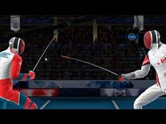 #Fencing #Scherma #Swordplay is the first mobile game with real athletic rules for fencing with foils, swords, and sabers that is officially supported by the FIE (http://fie.or...