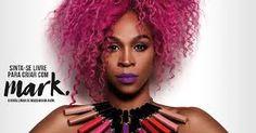 Espaço Taila Cristina: Nova Linha de maquiagem Avon - Mark