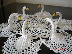 My World of Stitching: Swan Symphony