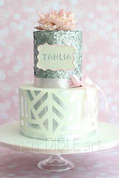 Baby Bloom - Cake by Rumana Jaseel