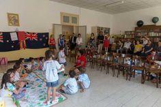 Si è concluso il primo City Camp organizzato dalla cooperativa San Giuseppe, in collaborazione con ACLE (Associazione Culturale Linguistica Educational). Ventisette bambini, dai 5 agli 8 anni, hanno vissuto, per una settimana, una piacevole full immersion nella lingua inglese con tre tutors anglofon