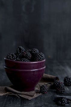 Blackberries-Great source of iron, Liver & kidney cleanser