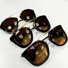 #aviador #gatinho ou #quadrado Qual fica melhor em você? #ᎢᎾᎠᎾᏚ #pradacinema #sunglasses #OticasWanny #umoculospordia #feriado #compreonline #original #fretegratis Qual o seu preferido?! ♥