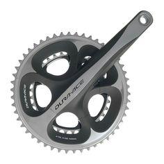 Durace Chainset  #CyclingBargains #Bike #BikeBargains #Fitness  https://cycling-bargains.co.uk?utm_source=PinterestDescription