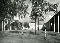 Landesschule Dresden Klotzsche 1925-27