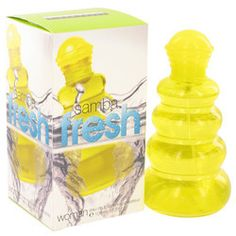 Samba Fresh by Perfumers Workshop Eau De Toilette Spray 3.4 oz (Women)