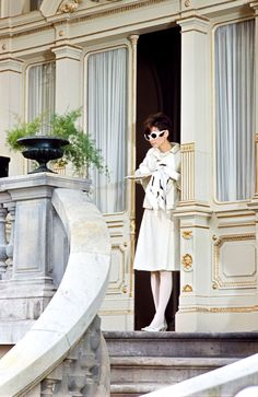 Annex - Hepburn, Audrey (How to Steal a Million) -- I love her chic style.