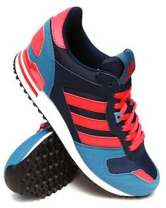 Love this ZX 700 Sneakers by Adidas on DrJays. Take a look and get off your next order! Adidas Zx, Adidas Sneakers, Men's Fashion, Fashion Outfits, Best Sellers, Trainers, Kicks, Fashion Accessories, Take That