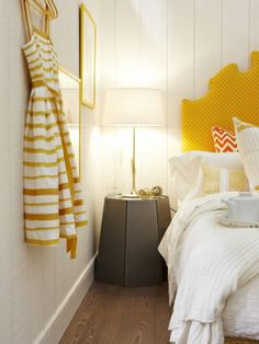 Sleeping: The Yellow Bedroom | Sarah Richardson Design