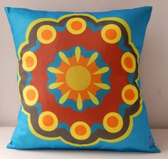 Pillow... design and color