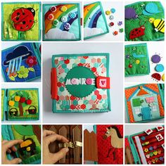 Quiet book for Monroe, handmade, busy book, travel toy, unique gift, развивающая книжка