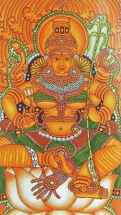 Goddess Durga (Reprint on Paper - Unframed))