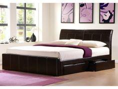 MADISSEN Storage Drawer Bed £699