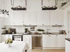 Precious dreamy white & grey apartment | Daily Dream Decor