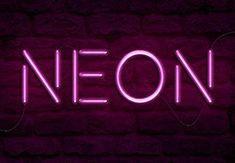 Preview for How to Create a Realistic Neon Light Text Effect in Adobe Photoshop