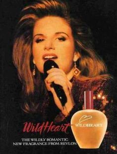 wild heart perfume revlon - I wore it in middle school. I got it for Christmas and it had a audio tape with it, which I sang along to on  my Karaoke machine. Lol. I'm pretty sure that the Desperate housewives, forbidden fruit perfume is about the same scent. I bought it for that reason. It takes me back. Good times.