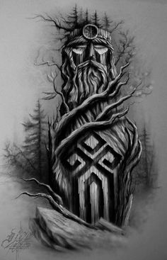 Images of viking tattoos – Tattoo 2020 God Tattoos, Body Art Tattoos, Sleeve Tattoos, Viking Tattoo Sleeve, Slavic Tattoo, Norse Tattoo, Thor Tattoo, Vikings Tatoo, Tattoo Sketches