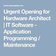 Looking for Mainframe Storage Engineer II Kolkata II job?, we have opening in IT Software - Application Programming / Maintenance. required 3 years in IT Software - Application Programming / Maintenance field. Architect Jobs, Looking For A Job, Marketing Jobs, Focus On Yourself, How To Stay Motivated, Job Search, Programming, Software, Engineering