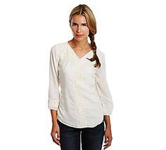 Women's Lucky Madelynn ¾ Sleeve Shirt | Scheels