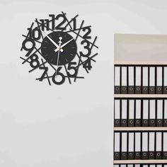 Clock, Wall, Design, Home Decor, Dark Around Eyes, Watch, Decoration Home, Room Decor