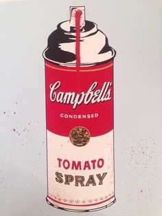 Tomato Spray | From a unique collection of prints and multiples at https://www.1stdibs.com/art/prints-works-on-paper/