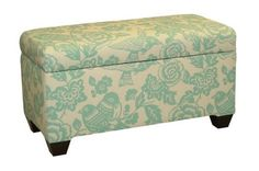 Skyline Furniture Walnut Hill Storage Bench in Canary Robin Fabric by Skyline Furniture, http://www.amazon.com/dp/B003SLEEFU/ref=cm_sw_r_pi_dp_RiY-qb0MFMMTG