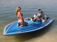Hot Blonde on a Boat Playing With Her Pussy & Ass -