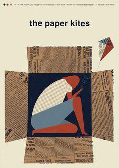 Dawid Ryski gig posters | 2015 Dibujo Ilustración Diseño de impresión  Graphic Design Poster