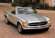 musicandmotors:   1969 Mercedes-Benz 280 SL