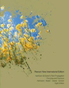 Hartmann & Kester's plant propagation : principles and practice / Hartmann ... [et al.]. Pearson, cop. 2014