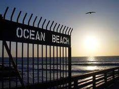 Ocean Beach, San Diego--OB to the locals.