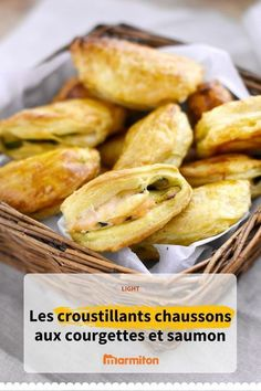 Chausson courgette et saumon frais – Everything About Appetizers Appetizers For A Crowd, Cheese Appetizers, Healthy Appetizers, Healthy Meals For Kids, Healthy Recipes, Bite Size Snacks, Breakfast Toast, Pizza, Wrap Sandwiches