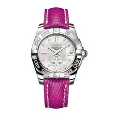 febfe8a012a BREITLING LADIES GALACTIC 36 AUTOMATIC WATCH £3930