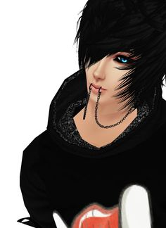 Captured Inside IMVU - Join the Fun! Minha foto