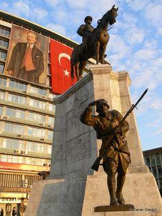 Ankara Ulus Heykel