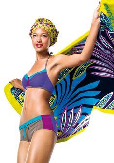 6aaea73f4fd02 Undercolors of Benetton Spring Summer 2012 Beachwear Collection