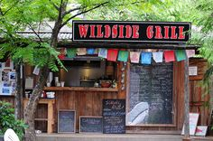Wildside Grill - the chicken burger and the shrimp burger are incredible! you've gotta eat here! Shrimp Burger, Fish Burger, Fish Tacos, Vancouver Seattle, Vancouver Island, Best Places To Travel, Places To See, Tofino Bc, Best Fish And Chips