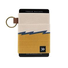 Thread Wallets created the ultimate credit card holder for men and women!