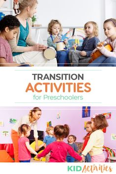 17 Transition Activities for Elementary Age Kids - Kid Activities
