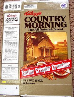 Kellogg's Country Morning cereal