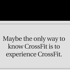 Yes so how about everyone please stop comparing this to your zumba class or couch to 5k app. You.have.no.idea.