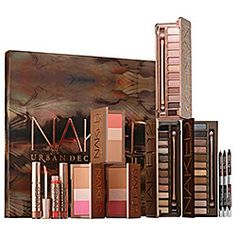 Urban Decay - Naked Vault  #sephora