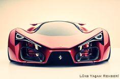 Ferrari F80 Konsept İncelemesi | Lüks Yaşam Rehberi
