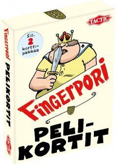 Fingerpori - Pelikortit