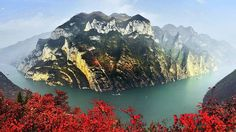 The Three Gorges, Sichuan