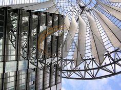 Steel Building Spiral Roof